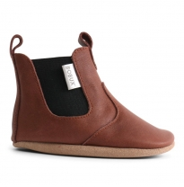 BOBUX - soft sole jodhpur boot, toffee