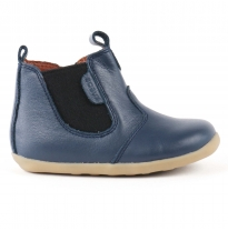 BOBUX - step-up jodphur boot, navy