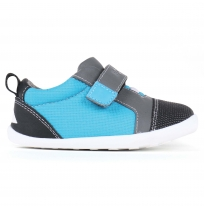 bobux - step-up nano casual shoe, hawaiian ocean