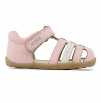 BOBUX - step-up jump sandal, pink