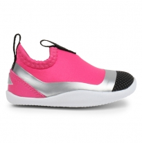 BOBUX - step-up xplorer dimension, fuchsia/silver