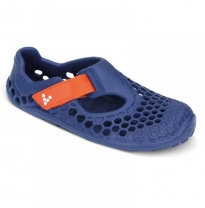 VIVOBAREFOOT - kids ultra summer shoe, blue