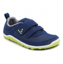 VIVOBAREFOOT - kids neo winter shoe, blue
