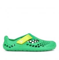 VIVOBAREFOOT - kids ultra summer shoe, green
