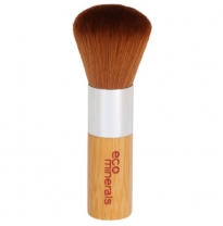 eco minerals - vegan supersoft kabuki brush