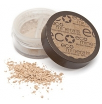 eco minerals - flawless foundation colour range