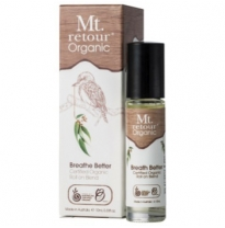 Mt. retour - essential oil roll on, breathe better