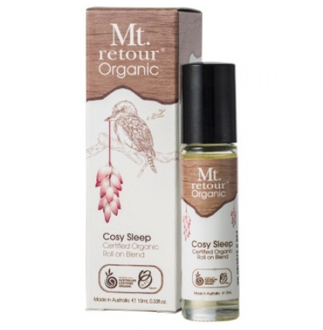Mt. retour - essential oil roll on, cosy sleep