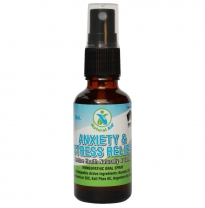 Natural Aid - anxiety & stress relief oral spray, 30ml