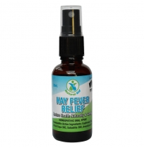 Natural Aid - hayfever relief oral spray, 30ml