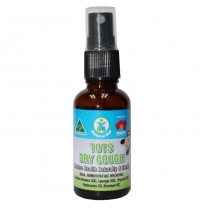Natural Aid - tots dry cough oral spray, 30ml