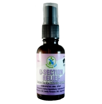 Natural Aid - c-section relief oral spray, 30ml