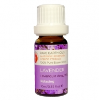 RARE EARTH OILS - essential oil, lavender 10ml