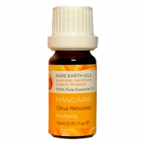 RARE EARTH OILS - essential oil, mandarin 10ml