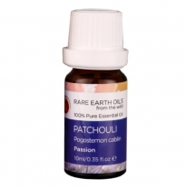 RARE EARTH OILS - essential oil, patchouli 10ml
