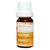 RARE EARTH OILS - essential oil, tea tree 10ml
