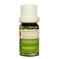 RARE EARTH OILS - essential oil, rosemary 10ml