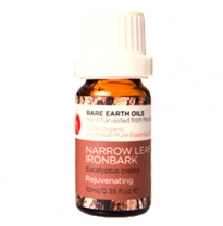 RARE EARTH OILS - essential oil, narrow leaf ironbark 10ml