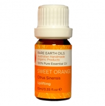 RARE EARTH OILS - essential oil, sweet orange 10ml