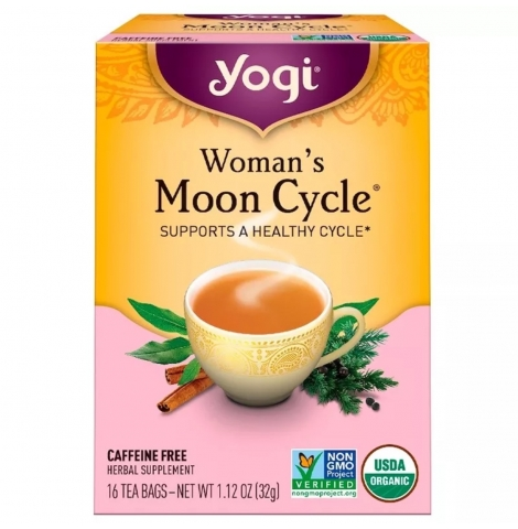 YOGI TEA - moon cycle