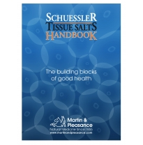 Martin & Pleasance - tissue salts handbook