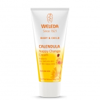 WELEDA Baby - calendula nappy change cream, 75ml