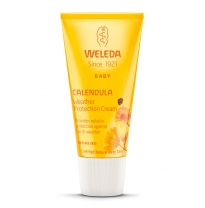 WELEDA Baby - calendula weather protection cream, 30ml
