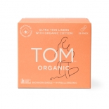 TOM organic - everyday pantyliners, 26pack