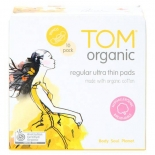 TOM organic - ultra thin day pads, 10pack