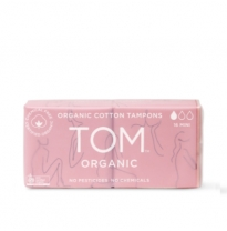 TOM organic - mini tampons, 16pack