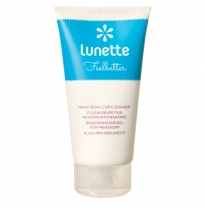 lunette - cup cleanser