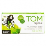 TOM organic - regular tampons, 16pack