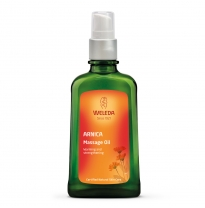 WELEDA - arnica massage oil, 100ml