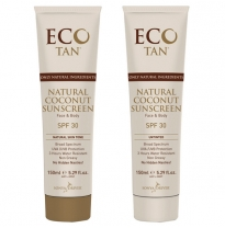 ECO TAN - coconut sunscreen, 150ml