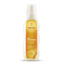 WELEDA - sea buckthorn body lotion, 200ml