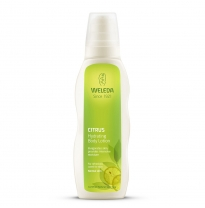 WELEDA - citrus hydrating body lotion, 200ml