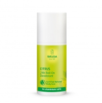 WELEDA - citrus 24h roll-on deodorant, 50ml