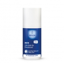 WELEDA - men 24h roll-on deodorant, 50ml