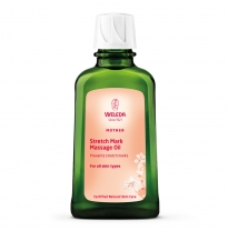 WELEDA - stretch mark massage oil, 100ml