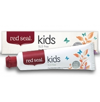 red seal - natural kids toothpaste, 75g