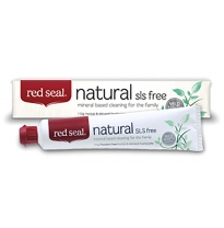 red seal - natural toothpaste, 110g