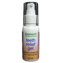ROSENEATH ORGANICS - teeth relief gel 50ml