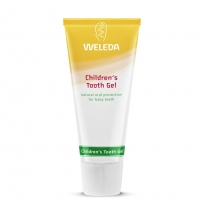 WELEDA - children's tooth gel, 50ml