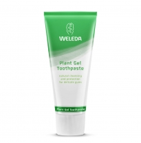 WELEDA - toothpaste 75ml, plant gel