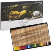 LYRA - Rembrandt aquarell watercolour pencil tin