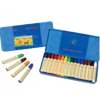 STOCKMAR - crayons, sticks, 16 pack