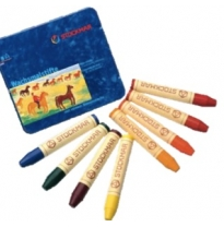 STOCKMAR - crayons, sticks, 8 pack