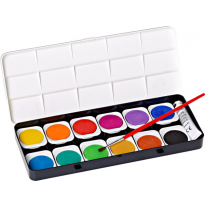 Nerchau - opaque watercolour paint set