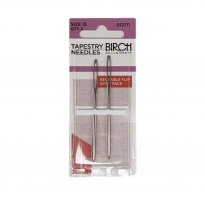 BIRCH - 2pk tapestry wool needles, size 13