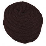 Ozi Wool - 16 ply wool yarn 50g, brown
